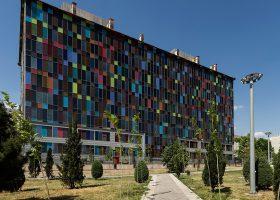 AAdesign Kaveh Glass office building