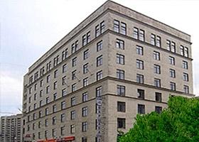 Гостиница Варшава открылась в 1960 году.