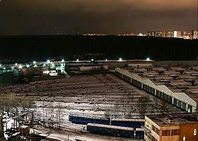 Депо Москва – 3000 серия