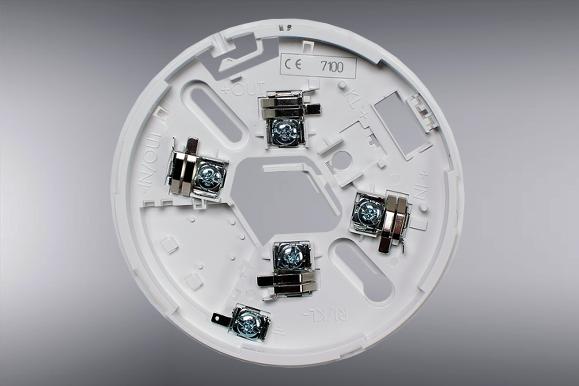 7100 addressable detector base