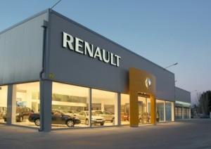 Concessionaire Renault - Santarem