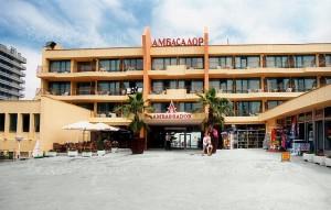 Хотел Ambassador - Златни Пясъци