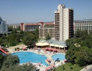 Хотел Искър - Слънчев Бряг
