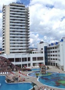 Хотел Kuban - Слънчев Бряг