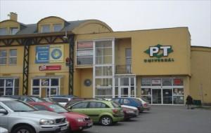 Бизнес Център PT Universal Piešťany