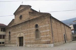 Католическа църква в Призрен