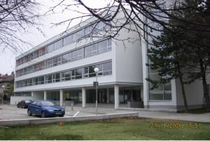 Геодезичен и Картографски Институт Братислава