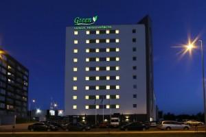 Хотел Green Vilnius