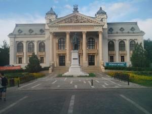 Националният Театър в Яш