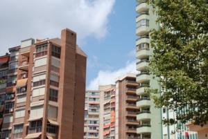 Сгради Alocante