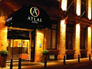 Хотел Atlas - Брюксел
