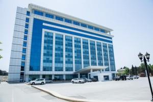 Бизнес Хотел Caspian