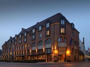 Хотел Crowne Plaza -  Брюге