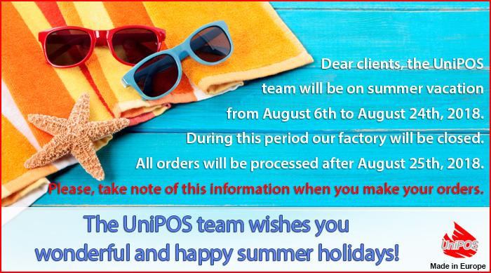 summer vacation unipos