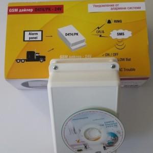 GSM Дайлер D4T4/PK